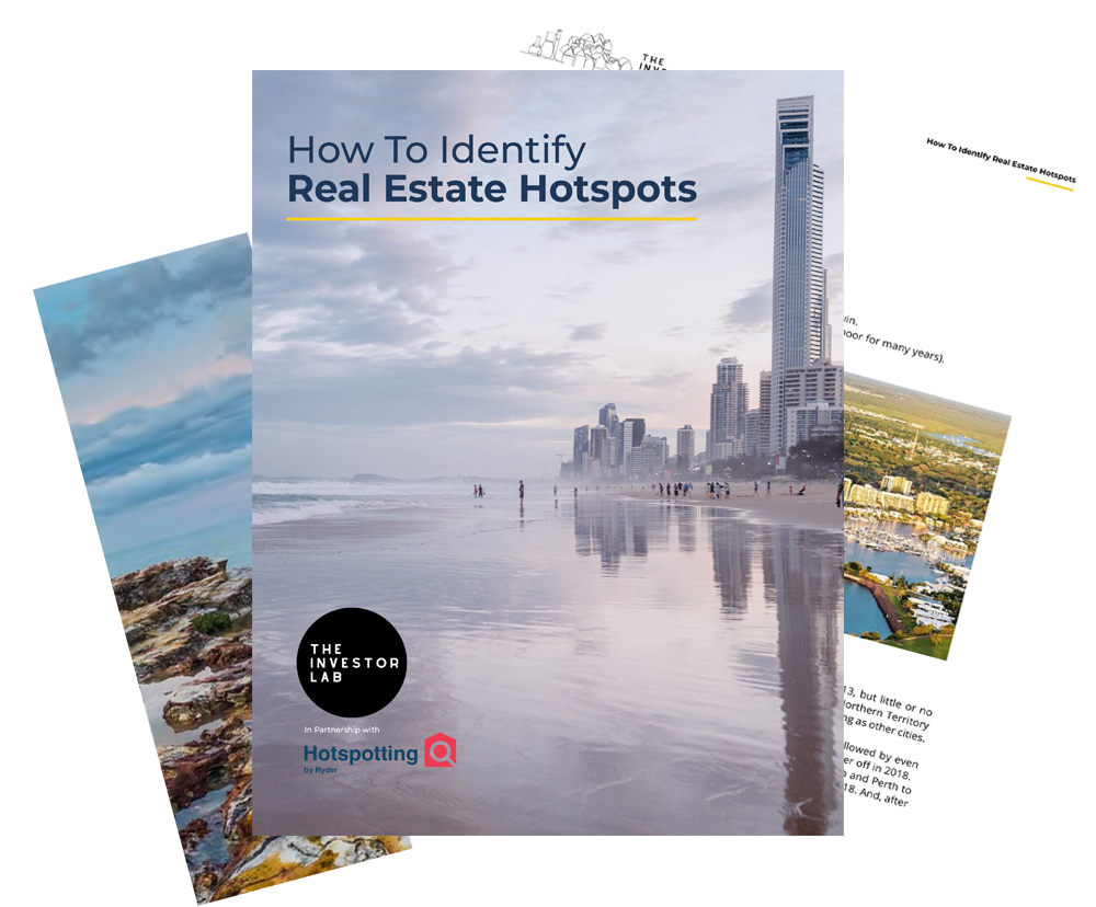 how to identify real estate hotspots